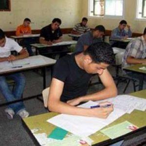 امتحانات مراحل النقل بالتعليم الأساسي والثانوي تبدأ غداً