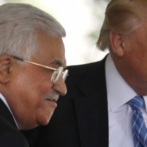 بعد لقاء عباس.. ترامب يُعلن إلتزامه بالتوصل إلى إتفاق سلام