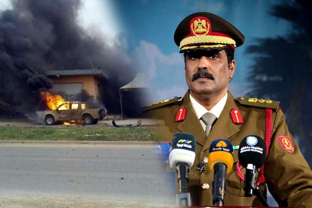 هدوء حذر في الجفرة بعد اشتباكات بين قوات حفتر و