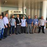استمرار برنامج تقديم المساعدات الطبية العاجلة لمركز طرابلس الطبي