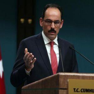 الرئاسة التركية: العقوبات ضد قطر لا تساهم بحل الأزمة