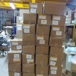 الإمداد الطبي ببنغازي يُرسل شحنة أدويةٍ ومعدات لطبي طبرق