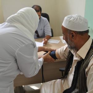 انطلاق حملة تطعيمات حجاج بيت الله الحرام في مختلف المناطق