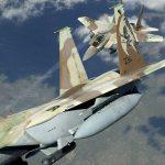 لليوم الثاني.. الطيران الإسرائيلي يُهاجم مواقع للجيش السوري