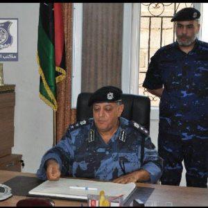الإدارة العامة للأمن المركزي تنسق مع الأجهزة والإدارات التابعة لها