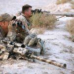العراق.. قناص كندي يحقق أطول رمية في التاريخ العسكري