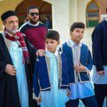 رئيس «الأعلى للدولة» يُشارك الليبيين أفراح عيد الفطر في العاصمة طرابلس