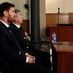 الادعاء الإسباني يوافق على استبدال عقوبة «ميسي»