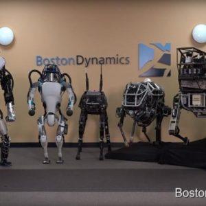 غوغل تبيع شركة الروبوتات