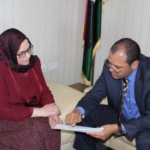 وزارة التعليم تستعرض الهيكل التنظيمي الجديد