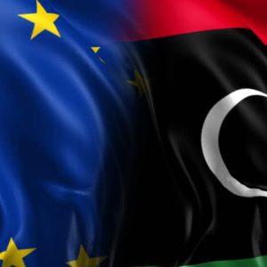 الإتحاد الأوروبي يقدم 5 ملايين يورو لدعم الإستقرار في ليبيا