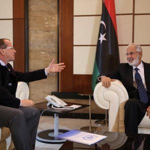 مع قرب انتهاء مهمته في ليبيا..