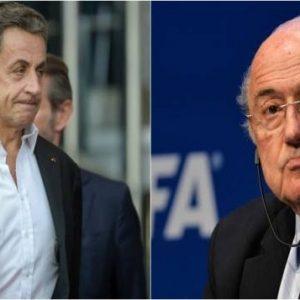 «بلاتر»: مصالح فرنسا وراء اختيار قطر لتنظيم المونديال 2022