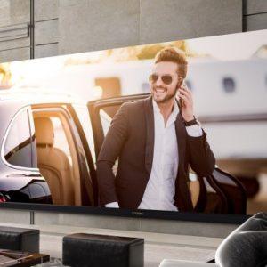 نصف مليون دولار.. ثمن تلفاز 4K الأكبر في العالم