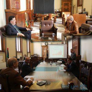 حزمة من الإصلاحات على طاولة اجتماع الرئاسي بالمركزي