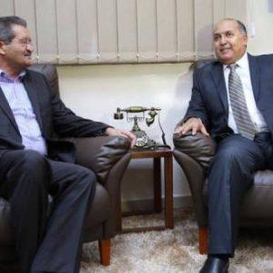 مجلس النواب وبلدية بنغازي يبحثان سُبل انتقال مجلس النواب