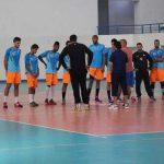 الاتحاد لكرة القدم يستعد للدوري بمواجهة المنتخب التونسي