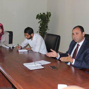 وزير التعليم يستدعى مسؤولي التعليم بالمنطقة التعليمية قصر بن غشير