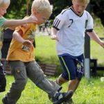 كرة القدم تعزز نمو عظام المراهقين