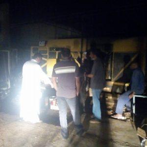 أزمة إظلام كهربائي في مركز سبها الطبي