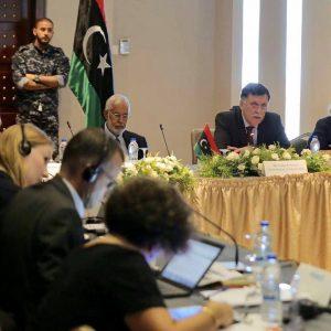 السراج يترأس اجتماع لجنة السياسات العليا لتحسين الظروف المعيشية لليبيين