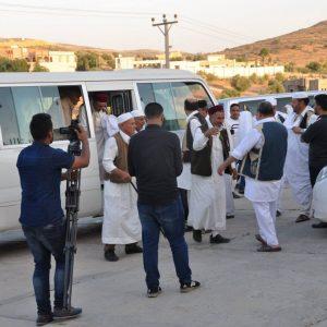 وفد المصالحة من شرق ليبيا يصل ترهونة