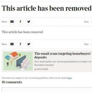 صنداي تايمز البريطانية تُقيل أحد كتابها لحديثه عن أجور مذيعات بي بي سي