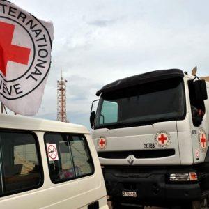 الصليب الأحمر يقدم دعماً لعددٍ من المناطق في ليبيا