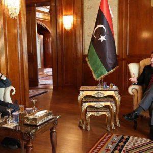 غسّان سلامة يحلُّ في ليبيا لأول مرة منذ توليه مهامه