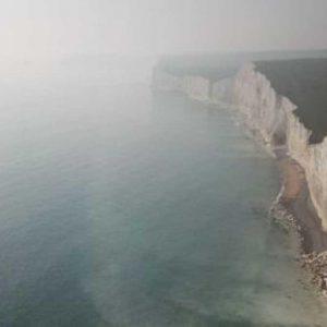 ضباب غامض يُدخل 150 بريطانيا إلى المستشفى