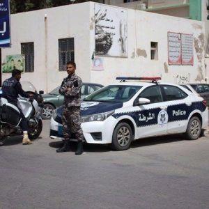 مديرية أمن غريان تتسلّم مقرًّا لمركز شرطة بالمدينة