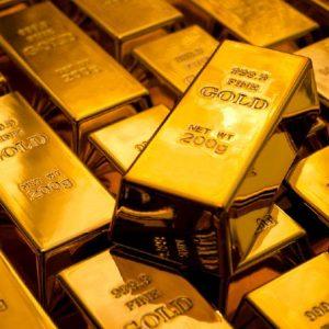 الذهب يرتفع وهبوط للدولار