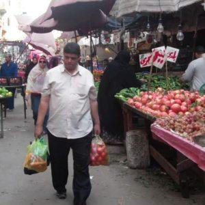 مصر.. نسبة التضخم تتجاوز 34 في المئة