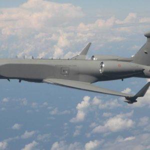 سلاح الجو الإيطالي يُباشر تسيير دوريات جوية فوق المياه والأراضي الليبية