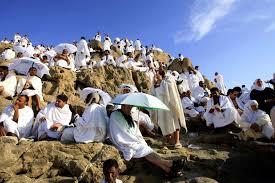 في يوم عرفة.. يومٌ يُباهي به الله عز وجل بأهل عرفات أهل السماء