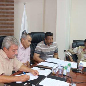 بلدية بنغازي تستعرض الأعمال المنجزة بمناطق الصابرى ووسط البلاد