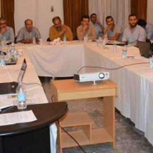 بنغازي.. لقاء عمل حول «حصر وتقييم الأضرار في المباني العامة»