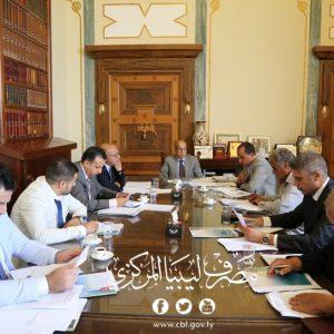 اللجنة الوطنية لمكافحة غسل الأموال وتمويل الإرهاب تعقد اجتماعها العادي