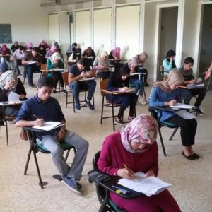 كلية الطب البشري في بنغازي تستأنف الامتحانات النهائية