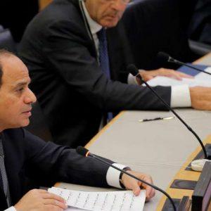 «السيسي»: هناك فرصة حقيقية لاستعادة الإستقرار في «ليبيا»