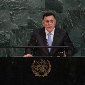 «السراج» يلقي كلمة «ليبيا» أمام «الجمعية العامة للأمم المتحدة»