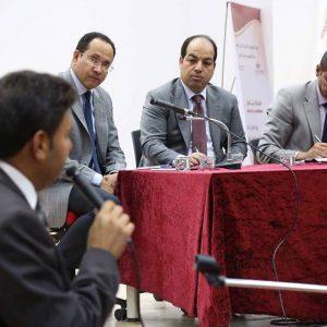 معيتيق يتعهد بنقل مطالب «تنسيقية اعتصام المعلمين» للمجلس الرئاسي