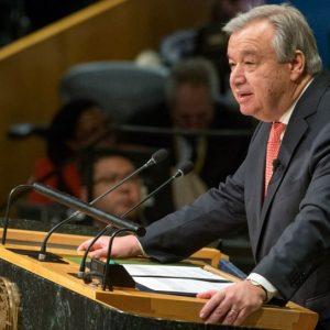 غوتيرس: أولويات يجب تطبيقها لتحقيق الإستقرار في ليبيا