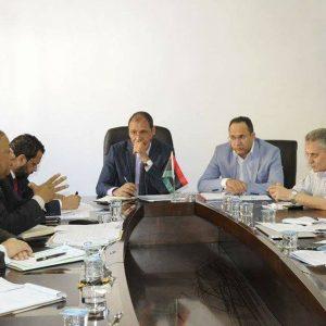 وزارة التعليم تستعرض الموقف التنفيذي لبرامج عملها