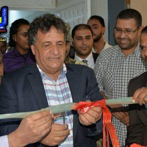 رسميًا.. افتتاح أول قِسم للأورام بمركز طُبرق الطبي