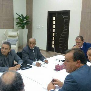 وزير التعليم يناقش مع رؤساء الجامعات المختنقات الدراسية