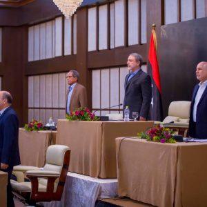 المجلس الأعلى للدولة يجدد ثقته في لجنة تعديل الاتفاق السياسي