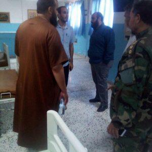 43 حالة وفاة و 340 جريح الحصيلة النهائية للاشتباكات بمدينة صبراتة