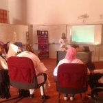 دورة تدريبية للقابلات برعاية صندوق الأمم المتحدة للسكان