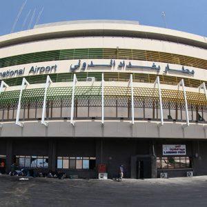 لأول مرة منذ 27 عاماً.. وصول طائرة «سعودية» إلى «بغداد»